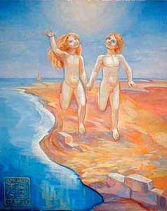 Голая девочка с мальчиком фото фото 209-82